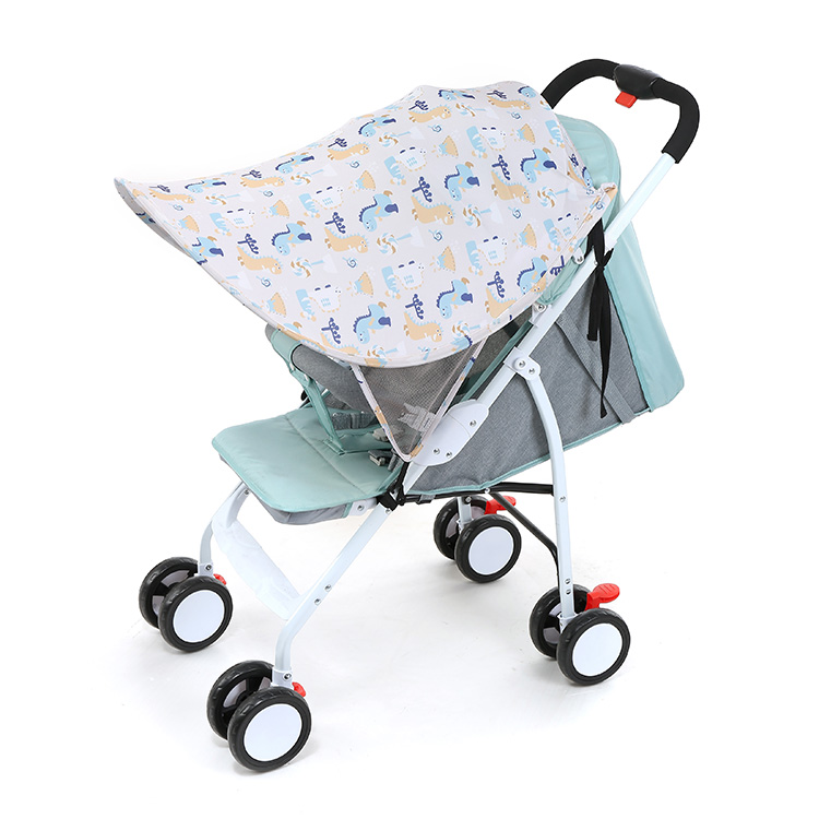Summer UV Protection UPF50+ Baby Stroller Sun Shade Cover