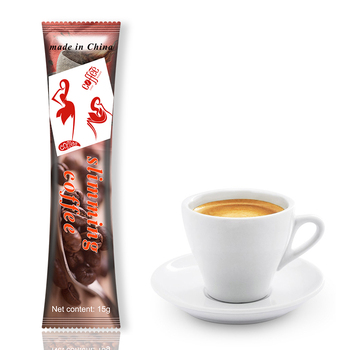 Instant sugar free slimming coffee ,instant weight loss green coffee