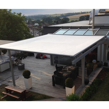 garden awnings aluminum home roof retractable awning