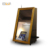 chinese supplier hire Christmas portable magic mirror photo booth custom with wooden frame