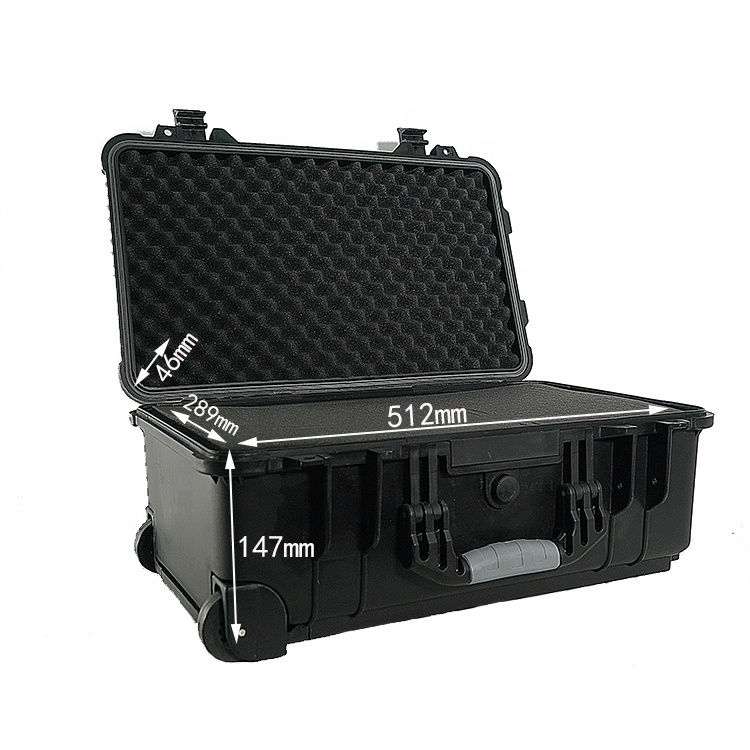 DPC112 560*350*230mm DARER <strong>case</strong> hard waterproof large safety <strong>case</strong>