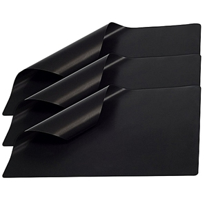 Resist high temperature bbq grill mat non-stick