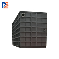 DaZhang Wastewater Treatment Aeration Tank