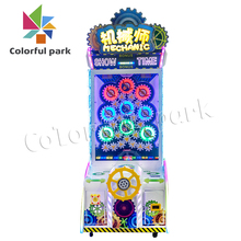 Colorfulpark New Electronic/Arcade Kid/Game Machine Amusement Equipment