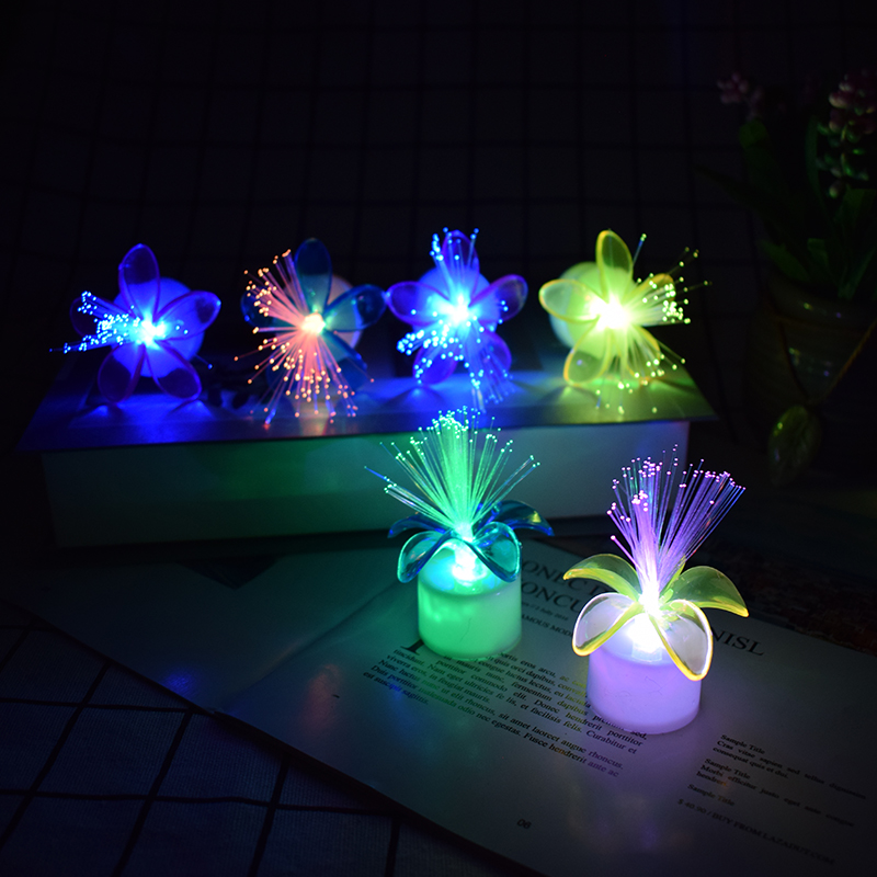 Hot selling beautiful led electronic tea light candle for home deco party