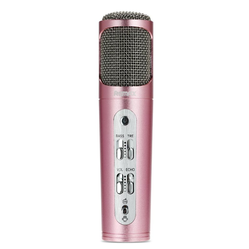 REMAX K02 Intelligent MINI Poche Microphone Karaoké Joueur - ANKUX Tech Co., Ltd