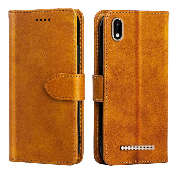 For Leagoo <strong>Z10</strong> S11 M12 M13 for Lenovo Z6 pro A6 Note for LG V50 ThinQ <strong>Leather</strong> Card Holder Phone Wallet <strong>Case</strong> Cover