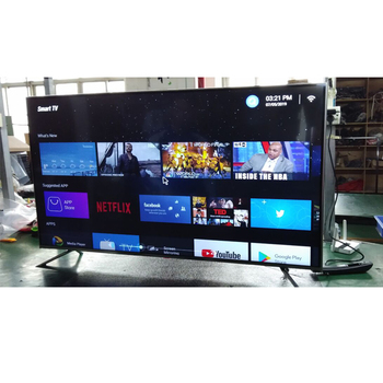 Hotel  Large secreen flat Ultra slim LED TV ,Smart tv Manufacturer direct sale China