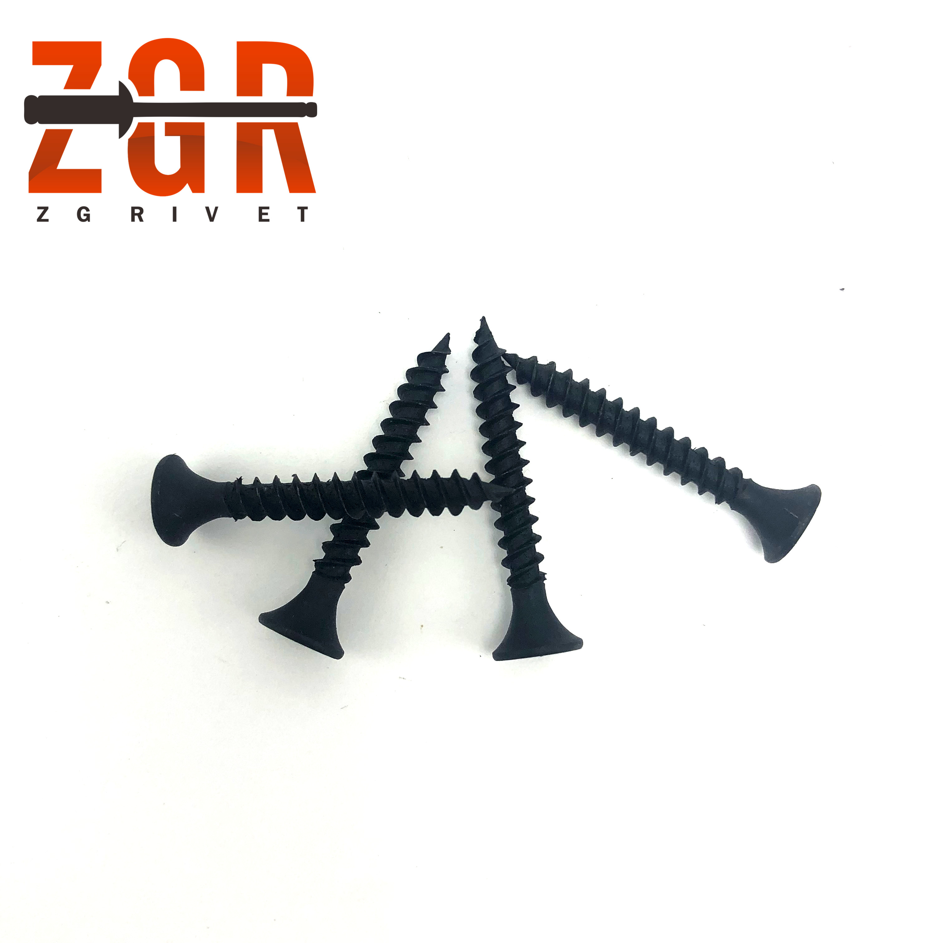 Coarse Thread <strong>Black</strong> Phosphated <strong>Drywall</strong> <strong>Screw</strong> Tianjin Manufacturer