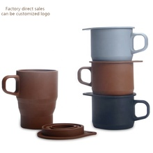 Christmas Gifts 300ml Folding Silicone Mug for Travel Collapsible Office Coffee <strong>Cup</strong> With Straw Lid Custom Logo Water Mug <strong>Cup</strong>