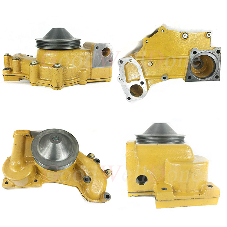Quick Delivery Excavator Spare Parts PC300-6 Engine 6222-63-1200 6D108 Water Pump