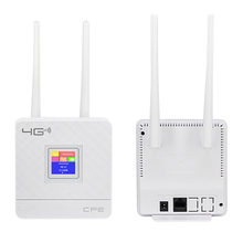 Wireless Portable LTE 4G Router with SIM Card Slot