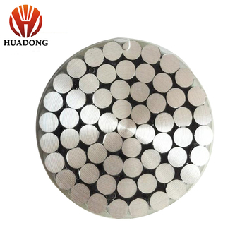 Huadong Overhead aluminum alloy bare cable ,AAC/AAAC conductor