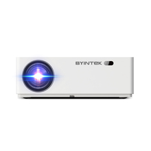 BYINTEK K20 Basic 1080P Home Theater Projector 6000 Lumens 3D 4K Led Proyector