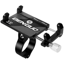 Smartphone Accessories New Released Aluminum Alloy Cell <strong>Phone</strong> <strong>Holder</strong> For Bicycle