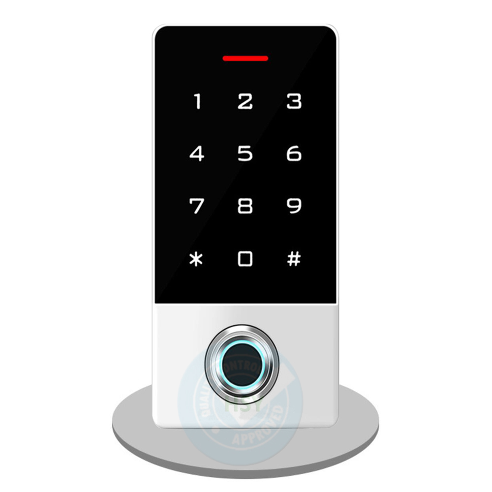 Wholesaler Biometric Fingerprint Access Control Touch Keypad RFID Card Standalone Reader