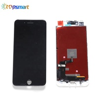Lcd display mobile phone spare parts replacement touch screen panel mobile lcd screen for iphone 8 plus