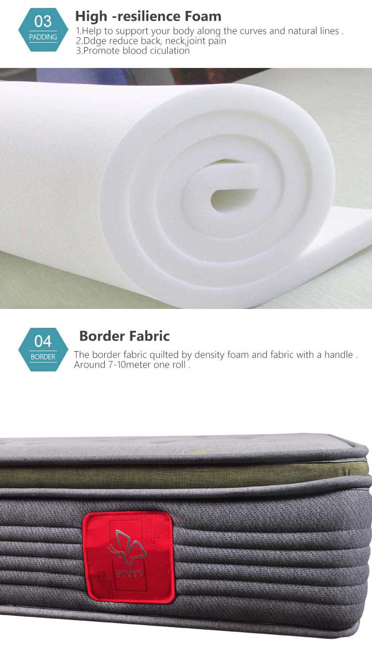 natural thin coir coconut palm tensile mattress - Jozy Mattress | Jozy.net