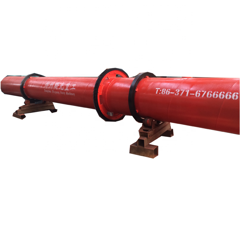 High quality Chinese rotary drum dryer equipment manufacture drum dryer