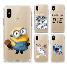 For P Smart Smart+ 2019 Customized Design Transparent Phone Case for Huawei P Smart <strong>Z</strong> Soft Clear TPU Cover