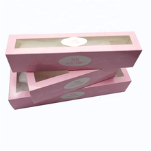 High End Custom print 10 <strong>x10</strong> x 6 inch white paperboard cake box