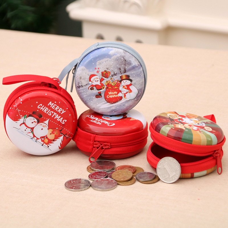 YHC003 Trade Assurance New Fashion Christmas Gifts Christmas Wallet Hotel Shopping Gifts Kids Gifts Christmas Tree Pendant