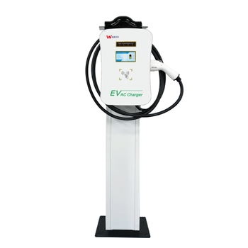 Floor-mounted Monophase 16A-32A Alternating Current Electric car Fast Charging Pile