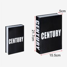 Fashion Wholesale Hotel Cafe Decoration Fake <strong>Book</strong> Model <strong>Book</strong>