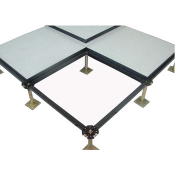 Chinese novel products promotional 600x600mm anti static cement access floor company