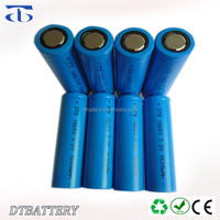 Lower price DTB18650 3.2V 1500mah Lifepo4 cells 26650 battery for philippine mod vape
