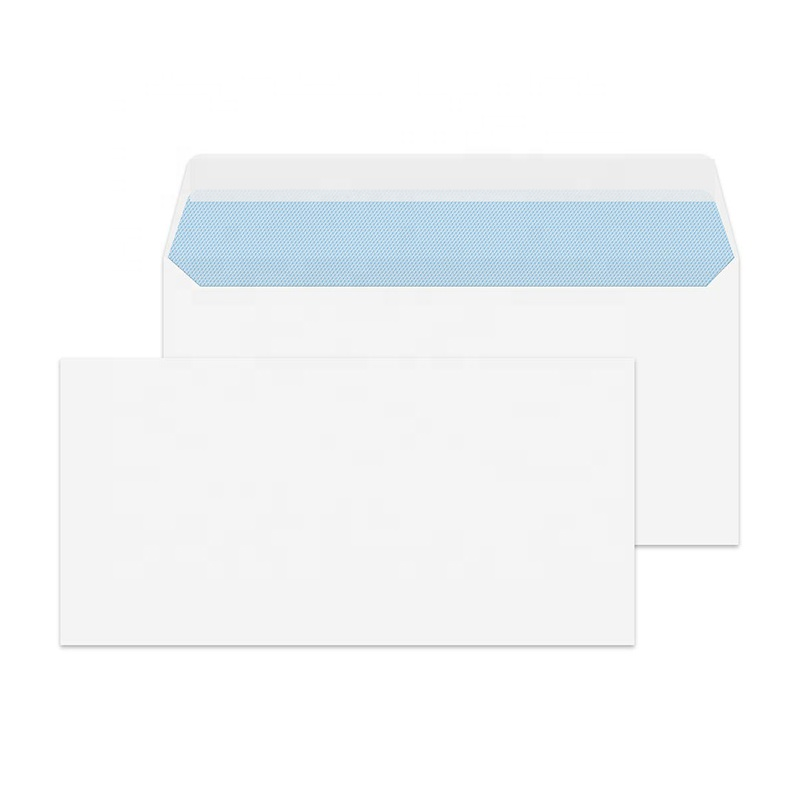 Envelopes FSC DL 110x220mm 100gsm peel and seal