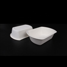 625ml 750ml 1000ml Disposable <strong>Paper</strong> Pulp Bagasse oval Food Container sugar cane bagasse lunch box with lid