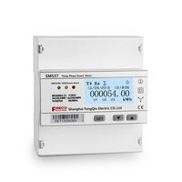 Direct metering up to 65A Internal switch power digital electric energy meter counter