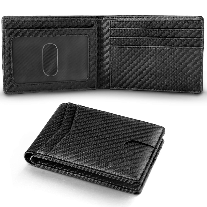 BSCI certificate factory Minimalist <strong>Wallet</strong> , Slim <strong>Wallets</strong> for Men with RFID Blocking Mens Leather <strong>Wallet</strong>