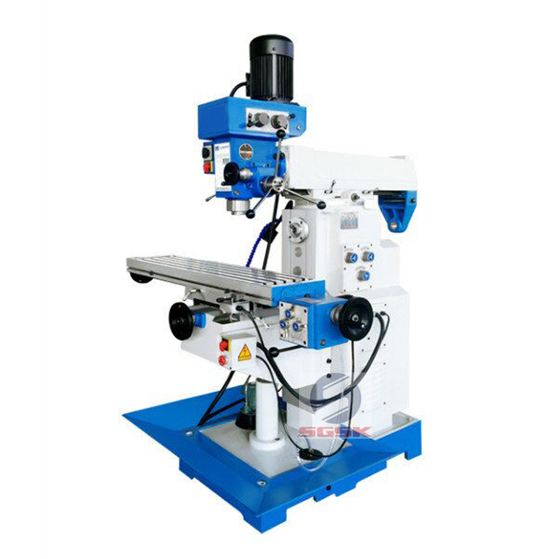 ZX6350ZA domestic drilling milling machine mill drill