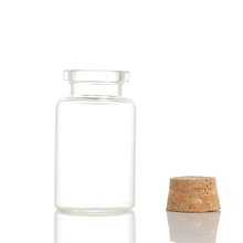 Factory Made Fashion Storage <strong>Glass</strong> <strong>Jar</strong> Airtight <strong>Glass</strong> Spice Bottles <strong>Jars</strong> With Cork Stopper