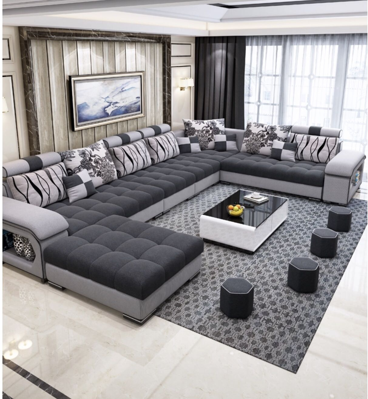 Furniture Factory Provided Living Room Sofas Fabric Sofa Bed Royal Sofa Set 7 Seater Living Room Furniture Designs View Living Room Sofas Shiquanyoupin Product Details From Shenzhen Shiquan Youpin Home Trading Co Ltd