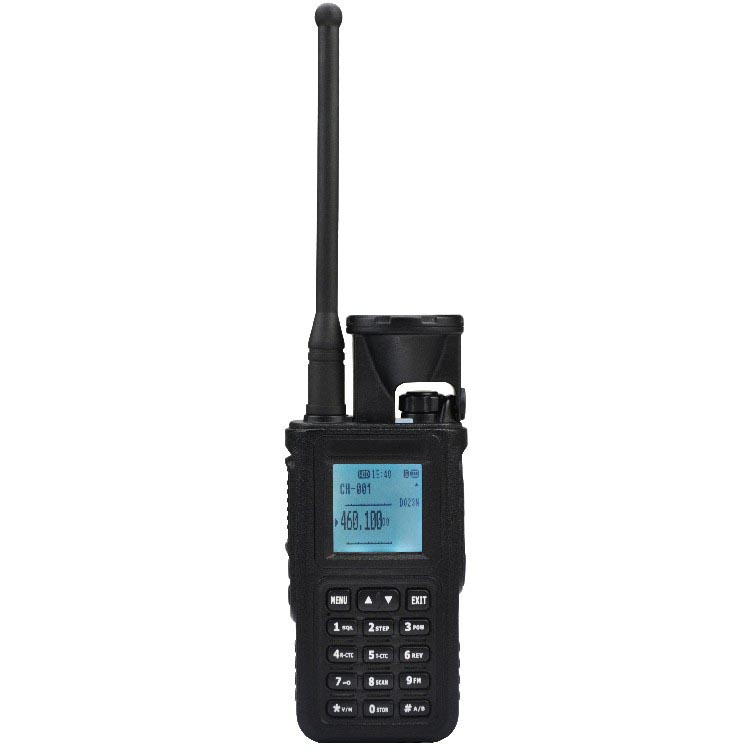 Good <strong>Quality</strong> Long Range WalkieTalkie Transceiver Portable 2 Way Radio High Power Ham Radio