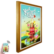 Usingwin 49 inch electronic lcd screen indoor wall mounted wifi advertising <strong>player</strong> with android system