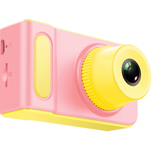 HDKing 2019 Best New High HD Kids Camera with Photos and Videos Functions Cute Design