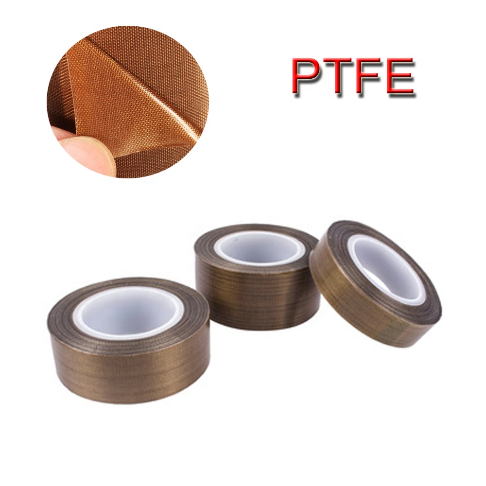 High temperature resistance silicone sealing PTFE Teflo Adhesive Tape