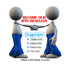 12 Months IPTV Reseller Panel 10000+live5000+vod USA Arabic African Latino Europe reseller panel IPTV Free Test Iptv panel
