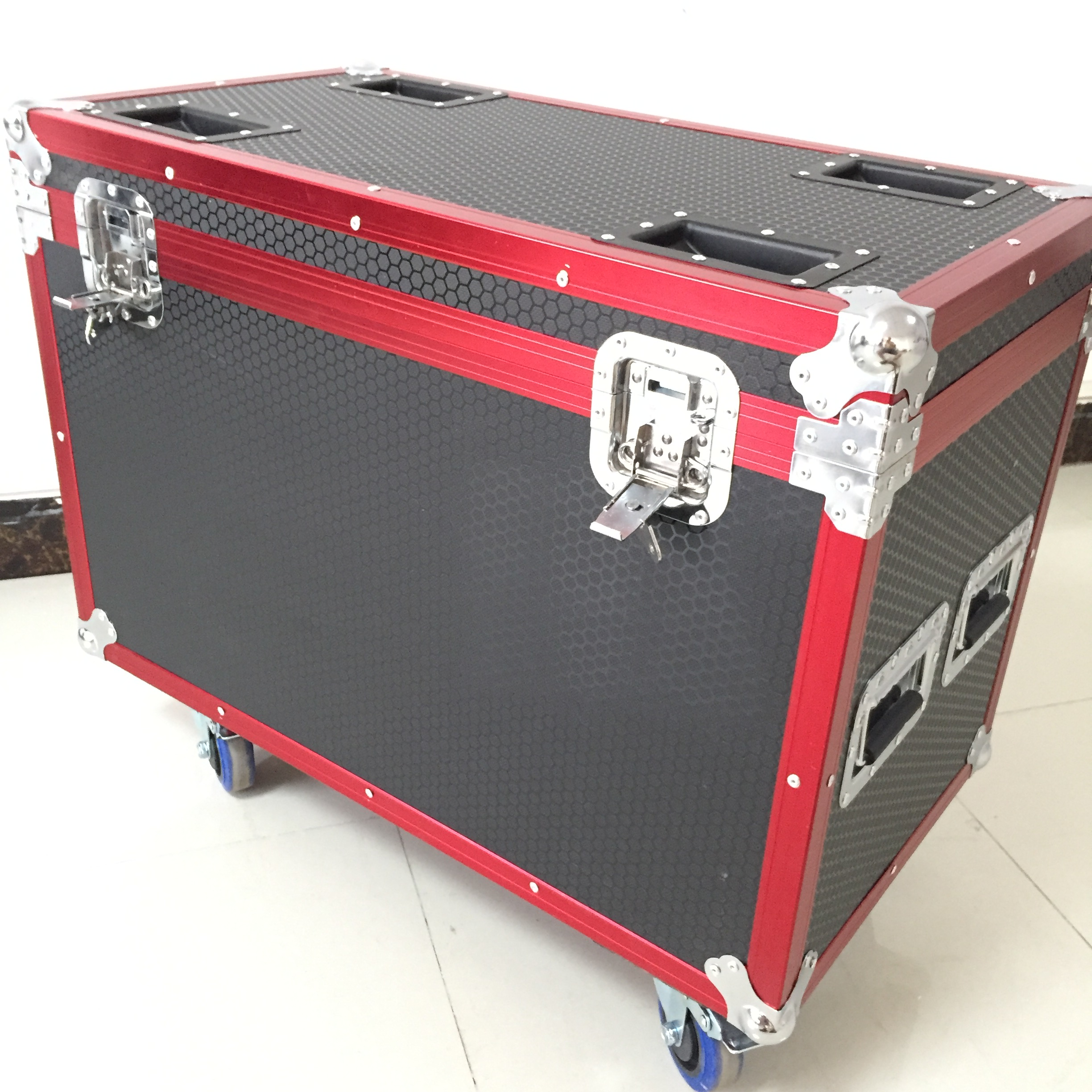 Sharpy <strong>Pointe</strong> 280 Mythos 440 K10 K20 moving head stage lighting event use twin road case flight case