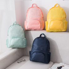 Factory wholesale custom folding waterproof backpack travel <strong>bag</strong>