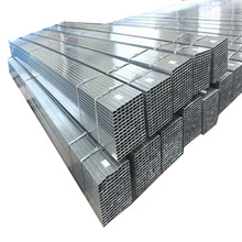 Q195 Galvanized square tube Hot-dip galvanized