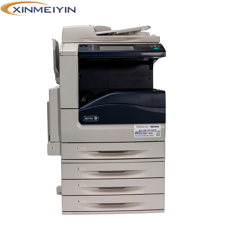 Xerox 3375 Used Color laser Copier machines recondition photocopy machine with best price