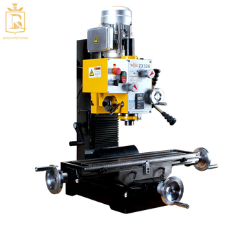 China universal small portable wood vertical bench face home milling machine price