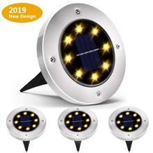 4pcs one parcel outdoor 1.2V 8W 12W 16W pathway solar led garden light