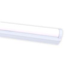 Aluminum slim t8 led batten tube light 4ft 24W 150lm/<strong>w</strong> for supermarket using