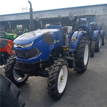 CE certificated reliable quality 75hp tractor